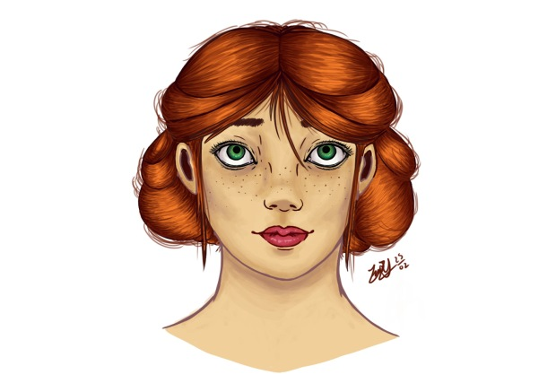 orange-hair-girl